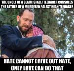 palestinien israelien